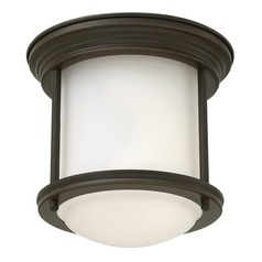 Hinkley Lighting Hadley Oil Rubbed Bronze LED Flushmount Light