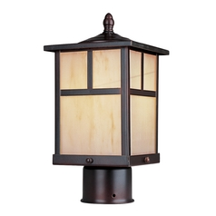 Maxim Lighting Coldwater Ee Burnished Post Light