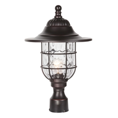 Craftmade Lighting Fairmont Oiled Bronze Gilded Post Lighting