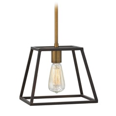 Hinkley Lighting Fulton Bronze Mini-Pendant Light