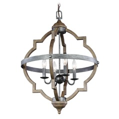 Sea Gull Lighting Socorro Stardust Pendant Light
