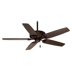 Casablanca Fan Concentra Brushed Cocoa Ceiling Fan Without Light
