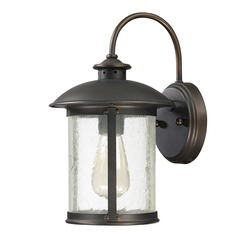 Capital Lighting Dylan Old Bronze Outdoor Wall Light