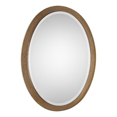 Uttermost Arena Oval Mirror