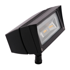 LED Flood / Spot Light in Bronze Finish - 18W