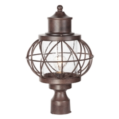 Craftmade Lighting Revere Aged Bronze Post Lighting