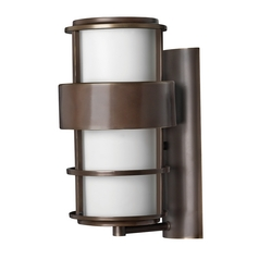 16-Inch Outdoor Modern Wall Light