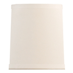 Livex Lighting 89111 Ivory Cylindrical Lamp Shade