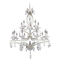 Florence 15 Light Crystal Chandelier