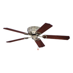 Craftmade Lighting Pro Universal Hugger Antique Brass Ceiling Fan Without Light