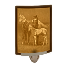 Night Noises Lithophane Night Light