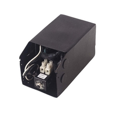 Track and Rail Transformer in Black Finish