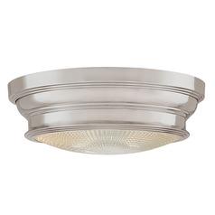 nautical flush mount light rope flushmount light with clear glass in satin nickel finish marine nautical style lighting destination