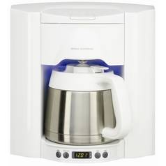 Brew Express Programmable 10 Cup Recessed Coffee Maker BE-110 WW