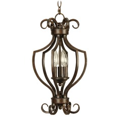 Craftmade Cecilia Peruvian Bronze Pendant Light