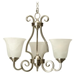 Craftmade Cecilia Brushed Satin Nickel Mini-Chandelier