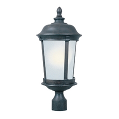 Maxim Lighting Dover Ee Bronze Post Light