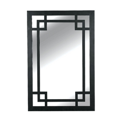 Jacob Rectangle 28-Inch Mirror