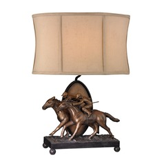Winning Post Accent Lamp