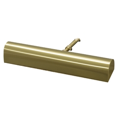 House of Troy Lighting Picture Light in Satin Brass Finish T18-51