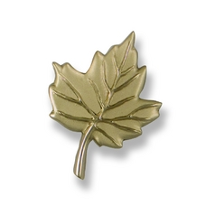 Michael Healy Maple Leaf Doorbell Button MHR56