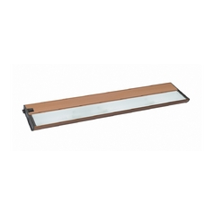 Kichler Lighting Kichler Lighting Modular Low V Xenon Brushed Bronze 22-Inch Linear Light 10563BRZ
