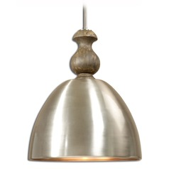 Farmhouse Pendant Light Luna by Uttermost Lighting