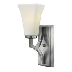 Hinkley Lighting Spencer Brushed Nickel Sconce