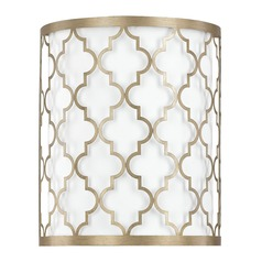 Capital Lighting Ellis Brushed Gold Sconce