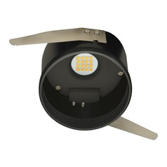 LED Retrofit Module for 4 Inch Recessed Cans 2700K 120V Dimmable by Satco Lighting