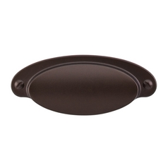 Top Knobs Hardware Cabinet Pull in Oil Rubbed Bronze Finish M1194