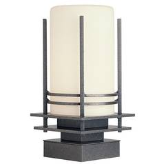 Outdoor Pier Mount Light - 14-3/8 Inches Tall