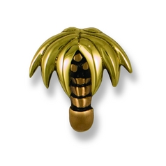 Palm Tree Doorbell Button