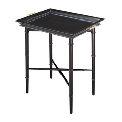 Sterling Lighting Ebony Accent Table