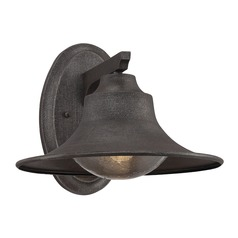 Savoy House Lighting Trent Artisan Rust Outdoor Wall Light
