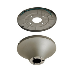 Ceiling Adaptor in Titanium Finish