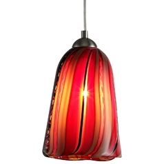 Murano Glass Mini-Pendant Light