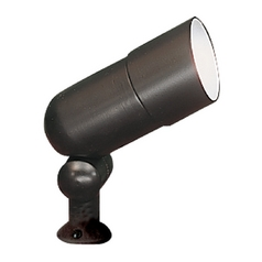 Sea Gull Lighting Modern Flood / Spot Light with Clear Glass in Black Finish 9323-12