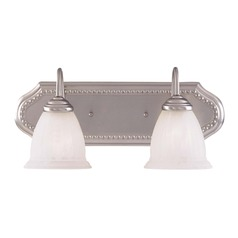 Savoy House Pewter Bathroom Light