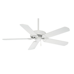 Casablanca Fan Co Casablanca Fan Panama Pull Chain Snow White Ceiling Fan Without Light 55021