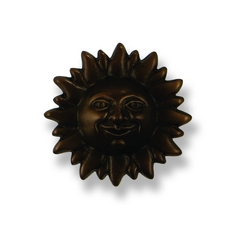 Sunface Doorbell Button