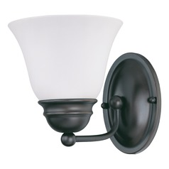 Nuvo Lighting Empire Mahogany Bronze Sconce