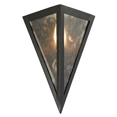 Elk Lighting Mica Oil Rubbed Bronze Sconce