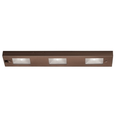 Wac Lighting Bronze 11.88-Inch Linear Light