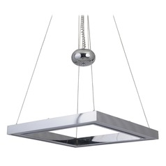 Craftmade Lighting Balance Chrome LED Pendant Light