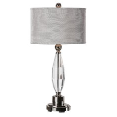Uttermost Torlino Cut Crystal Lamp
