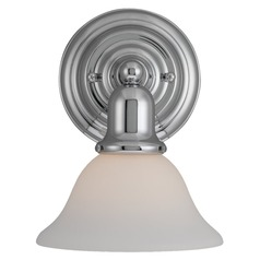 Sea Gull Lighting Sussex Chrome Sconce