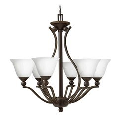 Hinkley Lighting Bolla Olde Bronze Chandelier