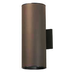 Kichler Cylindrical Two-Light up / Down Wall Wash
