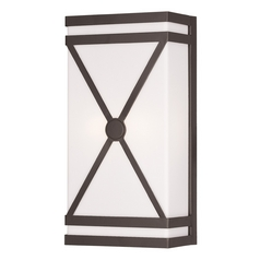 Livex Lighting Bronze Sconce